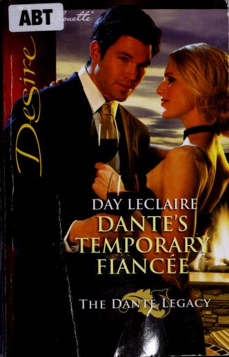Cover of: Dante's Temporary Fiancé |